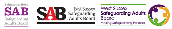 Welcome to Sussex Safeguarding Adults Policy and Procedures